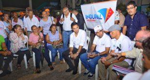 Alcalde Mello Castro realiza taller participativo con presidentes de JAC y estudiantes de la comuna cuatro