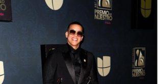 Daddy Yankee el rey de Premios Lo Nuestro
