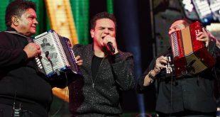 Silvestre Dangond: el 'Rey' del Movistar Arena