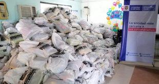 En La Guajira, Prosperidad Social entregará 32 toneladas de alimento incautadas por la DIAN