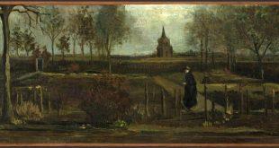 Roban cuadro de Van Gogh de un museo