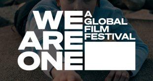 """""""We Are One"""" el festival de cine en línea"""