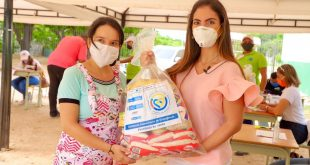 Alcaldía de Valledupar inició entrega de 5.000 mercados donados por el MinInterior