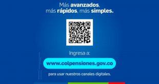 A través de su sede electrónica, Colpensiones ofrece nuevas facilidades a colombianos afectados por covid-19