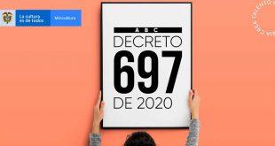 Gobierno Nacional aprobó incentivos para apalancar proyectos de Economía Naranja por 300 mil millones de pesos