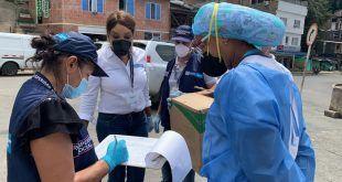 Donaciones de Prosperidad Social para atención durante la pandemia superan los 19.200 millones de pesos