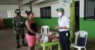 ICBF entregó en Cesar más de 63 mil canastas alimentarias a la primera infancia