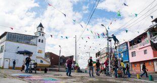 Regresan las producciones audiovisuales en espacio público en Bogotá