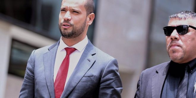 Fiscalía llama a juicio al abogado Diego Cadena
