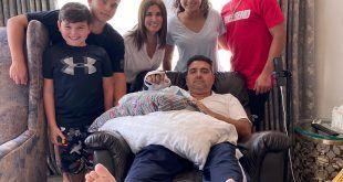Buddy Valastro está fuera de peligro tras un accidente en su mano