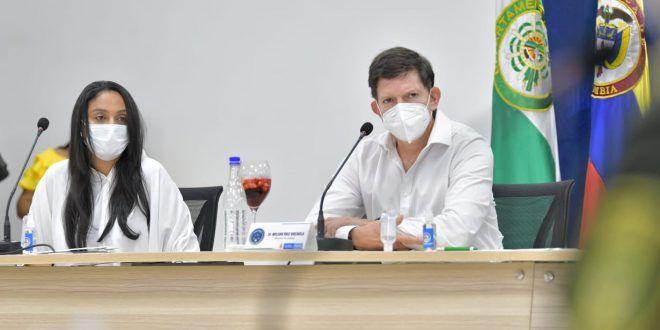 Ministro de Justicia se compromete a unirse al Cesar para reubicar Cárcel Judicial de Valledupar