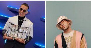 Daddy Yankee y Bad Bunny fueron los artistas más galardonados en los Premios Billboard de la Música Latina 2020