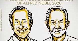 El Premio Nobel de Economía fue otorgado a Paul R. Milgrom y Robert B. Wilson