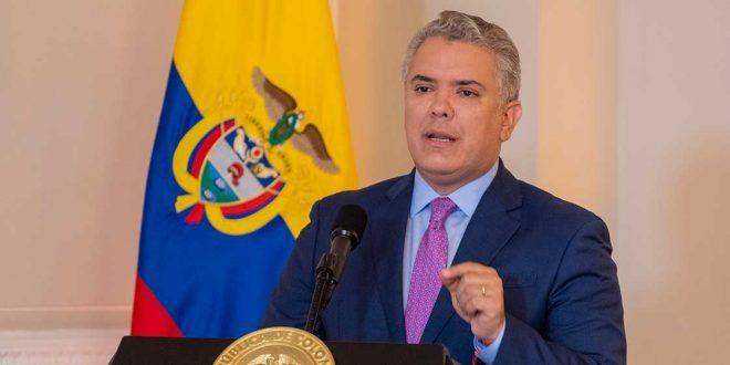 Presidente Duque presentó terna para elegir nuevo magistrado/a de la Corte Constitucional