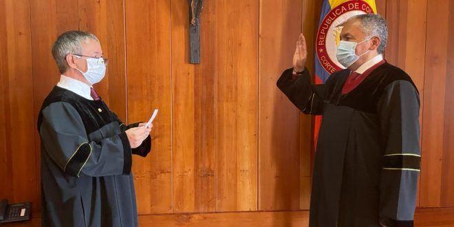 Elegidos nuevo Presidente y Vicepresidente de la Corte Suprema de Justicia año 2021