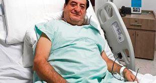 El Jilguero de América, Jorge Oñate permanece en delicado estado de salud
