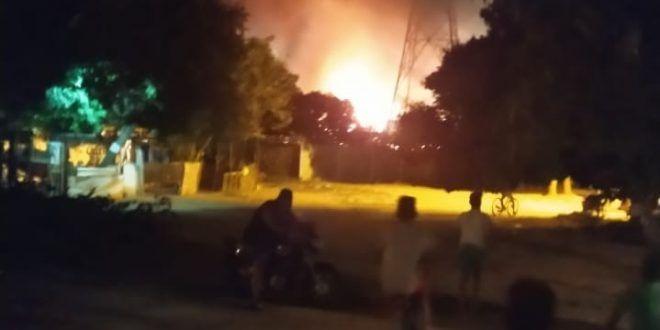 Nuevo incendio en la Subestación de Valledupar deja sin energía a varios municipios del Cesar