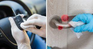 Así tienes que desinfectar las llaves y cerraduras para ELIMINAR VIRUS y BACTERIAS