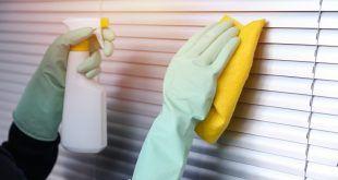 3 trucos para limpiar las persianas de tu casa fácil y rápido