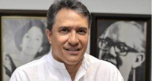 Rodolfo Molina Araújo vuelve a casa