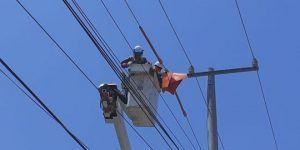 Adecuaciones y mejoras en circuitos de distintos municipios del Cesar