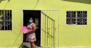 100 familias en el departamento del Cesar recibieron el título de propiedad de sus viviendas