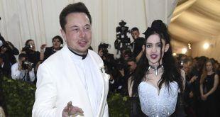 La pareja de Elon Musk sufre un ataque de pánico y acaba en el hospital