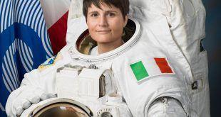 Samantha Cristoforetti será la primera comandante europea de una expedición de la EEI