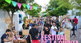 En alianza con organización internacional, Festival de la Quinta busca apoyar a emprendedores de la región