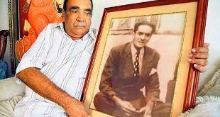Camilo Namén, a sus 77 años continúa recordando su niñez y al gran amigo
