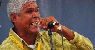 Luis Manjarrez, guerrero ciego del folclor vallenato