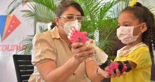 Alcaldía de Valledupar entregó 25 prótesis a personas con discapacidad en miembros superiores
