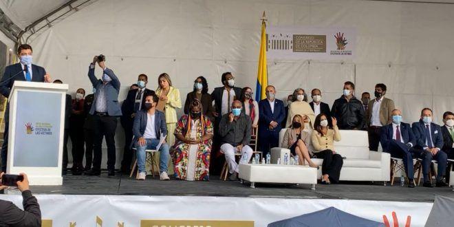 A promulgación Acto Legislativo que crea las 16 curules para la paz