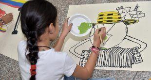 Abiertas las inscripciones para el concurso 'Los niños pintan el Festival Vallenato'