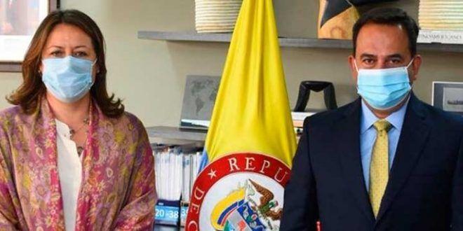 Jorge González se posesiona como nuevo Viceministro de Desarrollo Empresarial